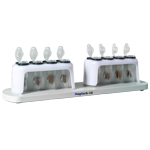 New MagSorb-16 magnetic rack for manual nucleic acid extraction