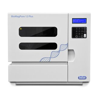 BioMagPure 12 Plus, Compact Bench-Top Robotic Workstation For Automated Nucleic Acid Purification