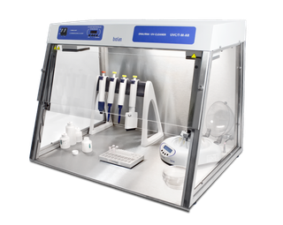 UVC/T-M-AR, DNA/RNA UV-cleaner box