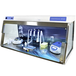 UVT-S-AR, DNA/RNA UV-cleaner box